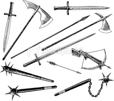 Weapon clipart renaissance Axes Renaissance as such The