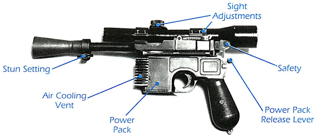 Drawn star wars blaster 44 Image powered drawing