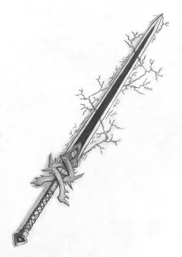 Drawn weapon sword Design weapons Weapon 2013 sword