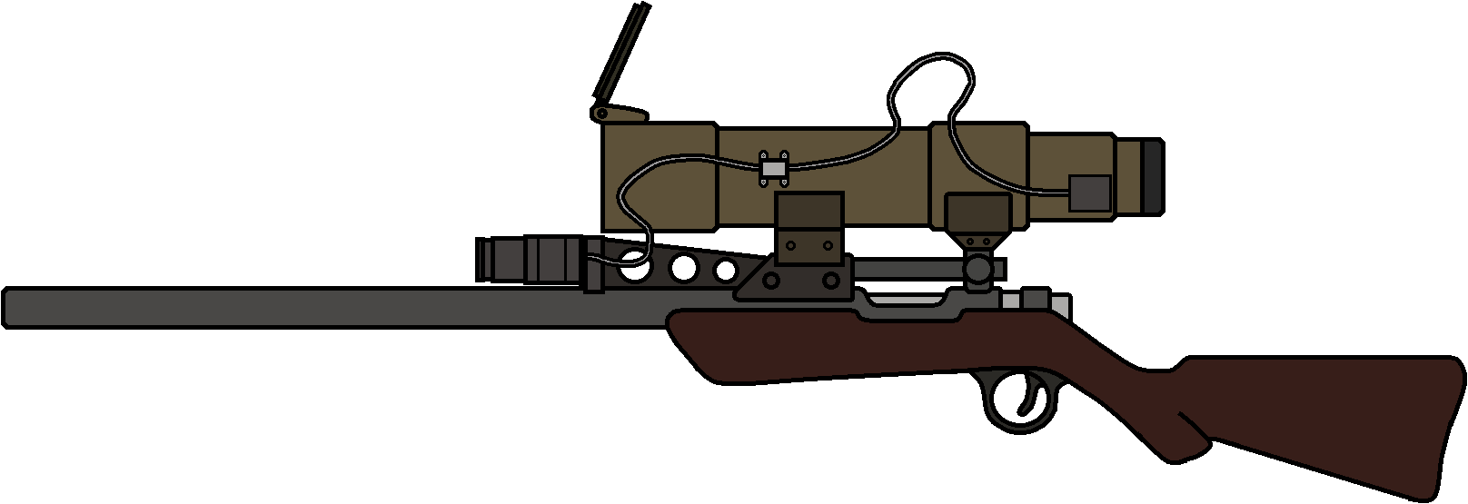 Snipers clipart american soldier TF2 Sniper Walfas DeviantArt on