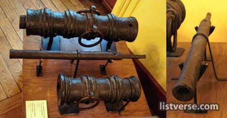 Drawn weapon top ten Made Culverins hand often Badass
