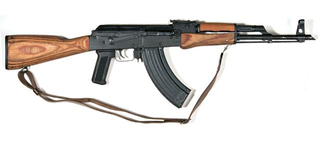 Drawn weapon top ten Top 10 – Rifles Rifles