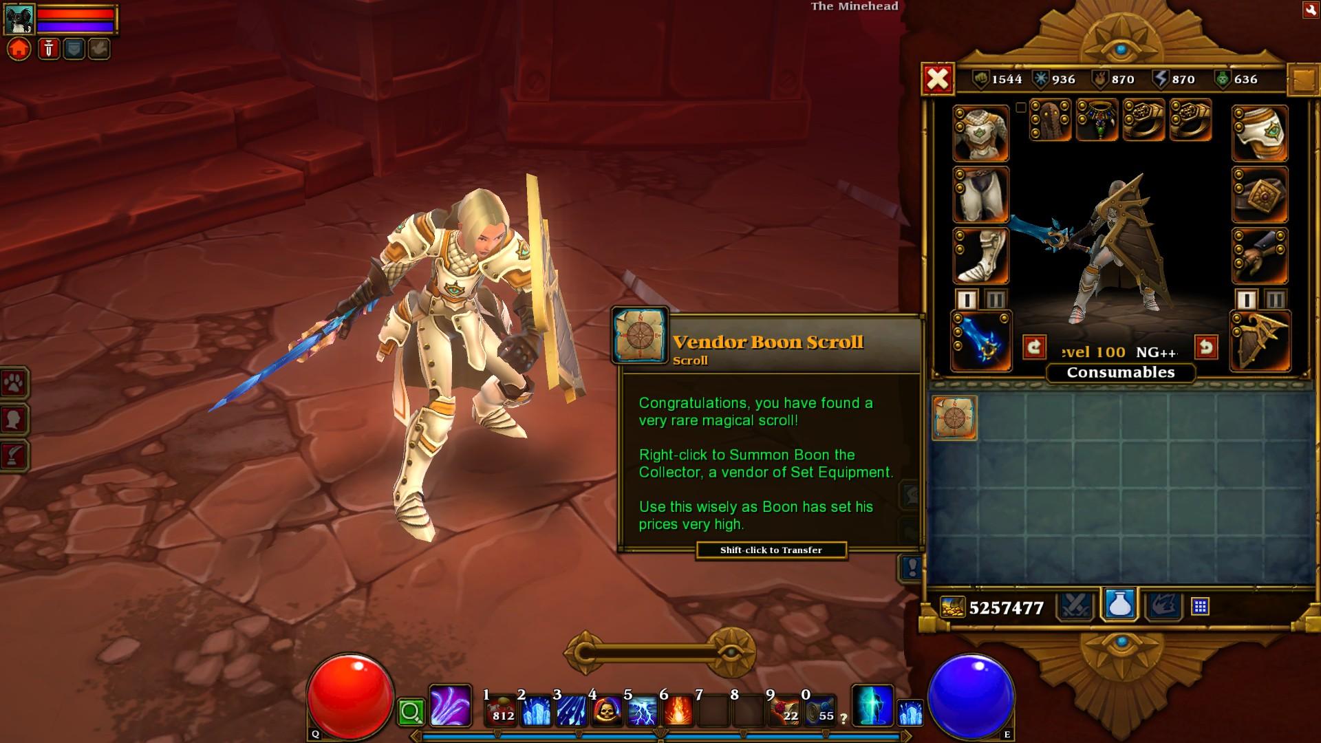 Drawn weapon torchlight 2 His Guide completely Boon's If