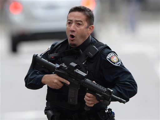 Drawn weapon unknown On in Ottawa Hill Wednesday