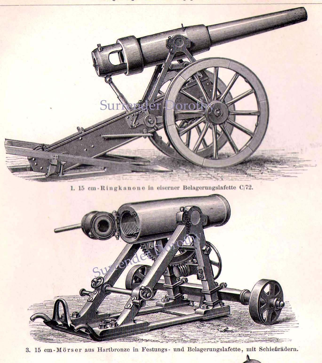 Drawn weapon victorian era Cannons Military  Era Victorian
