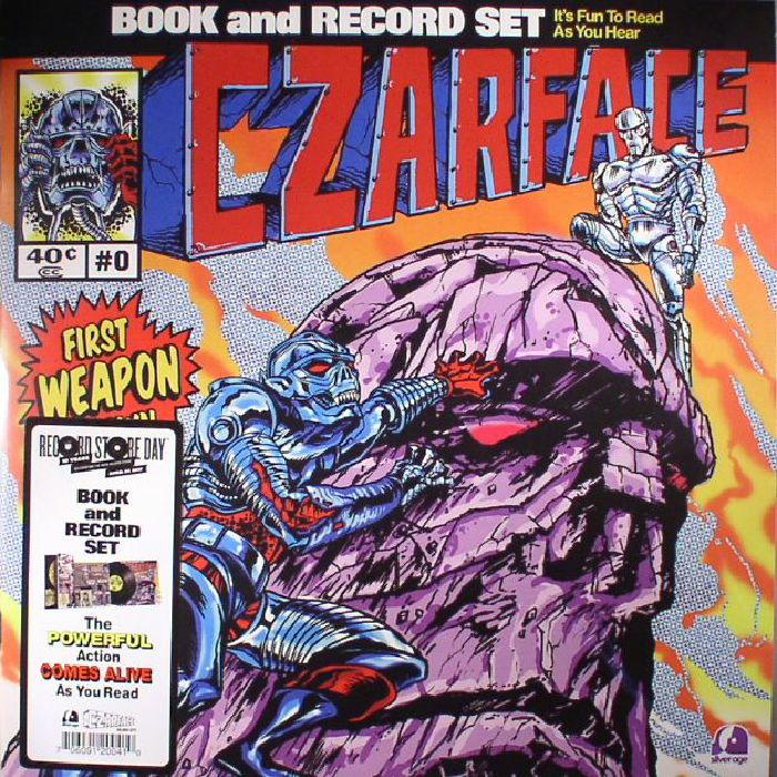 Drawn weapon wepon Weapon (Record CZARFACE A First