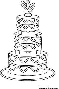 Drawn cake big Fancy cakes 25+ wedding cake