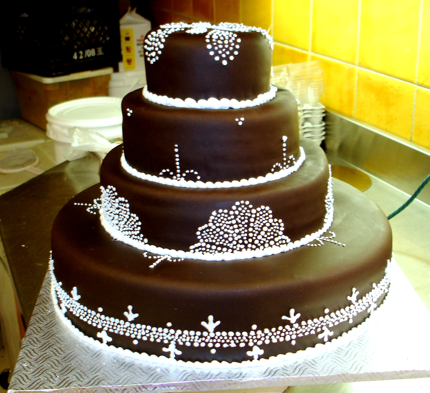 Drawn wedding cake Designs Cake : Cake Cake