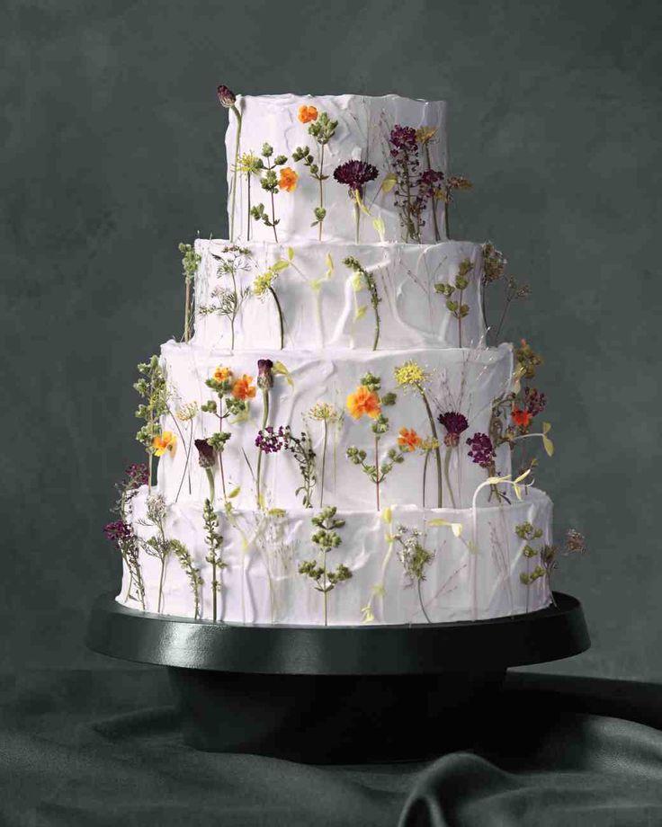 Drawn wedding cake colorful flower Best 6 Pinterest Decorate Ways