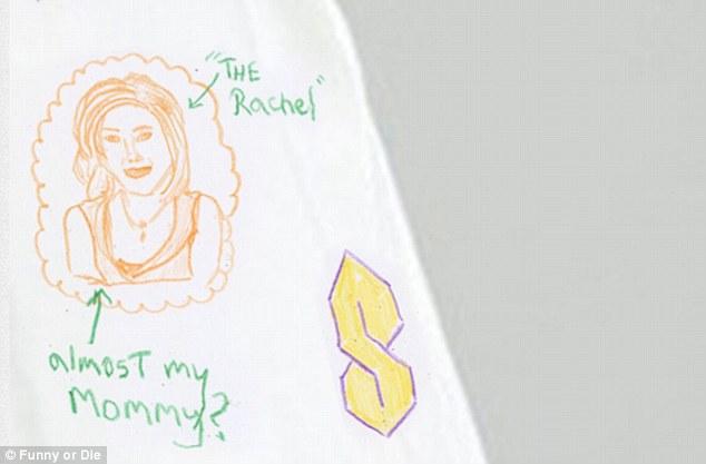 Drawn wedding dress angelina jolie #2