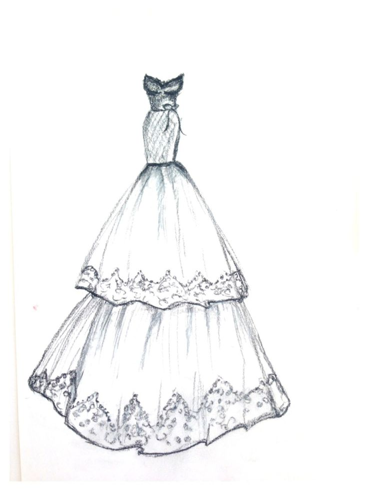 Drawn costume frock On Search Pinterest Designs dress