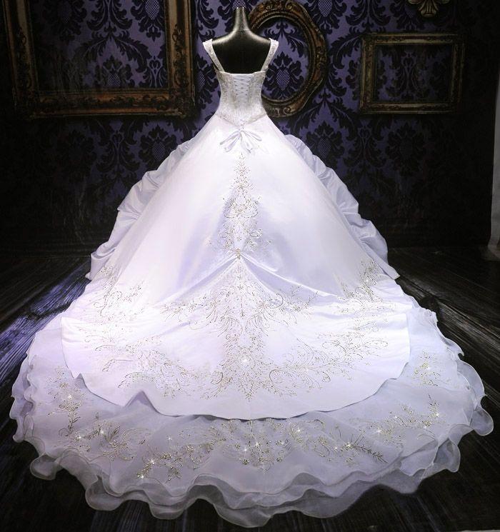 Drawn wedding dress giant #13
