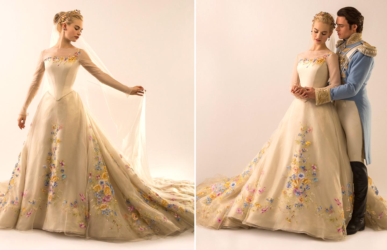 Drawn wedding dress godmother #15