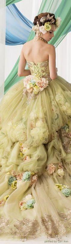 Drawn wedding dress godmother #8