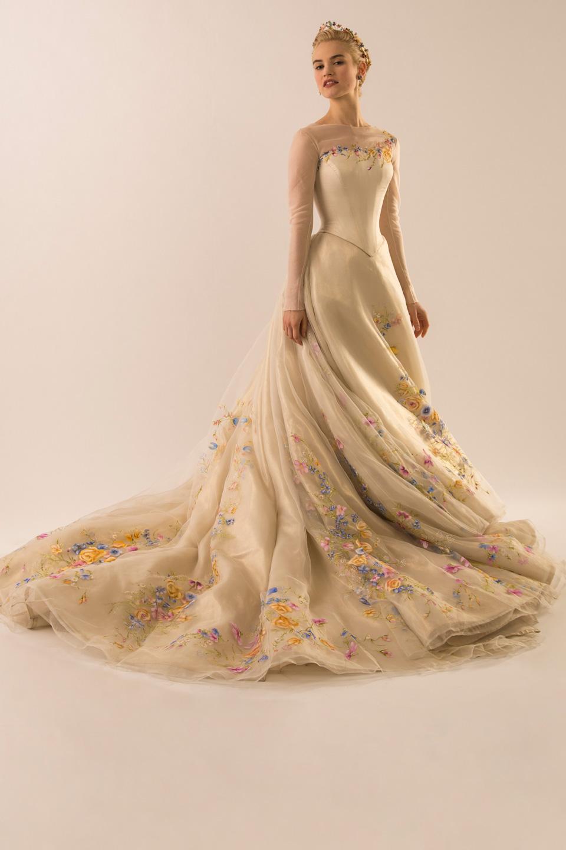Drawn wedding dress godmother #5