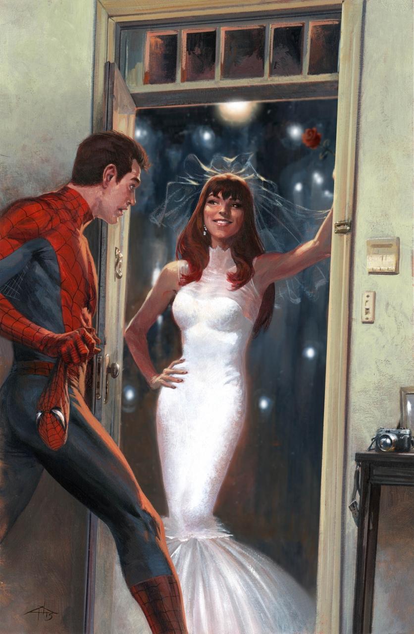 Drawn wedding dress mary jane watson Sono Original  3 Wars