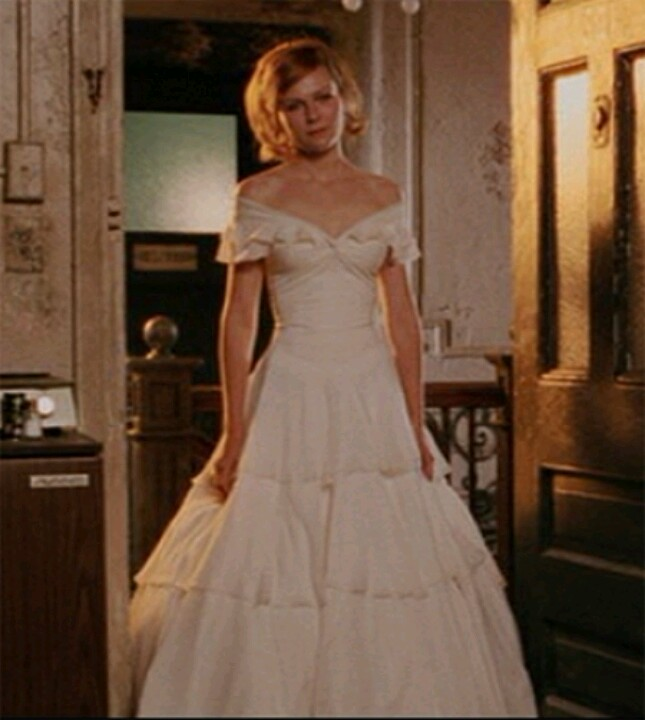 Drawn wedding dress mary jane watson Dunst as Movie Dunst more