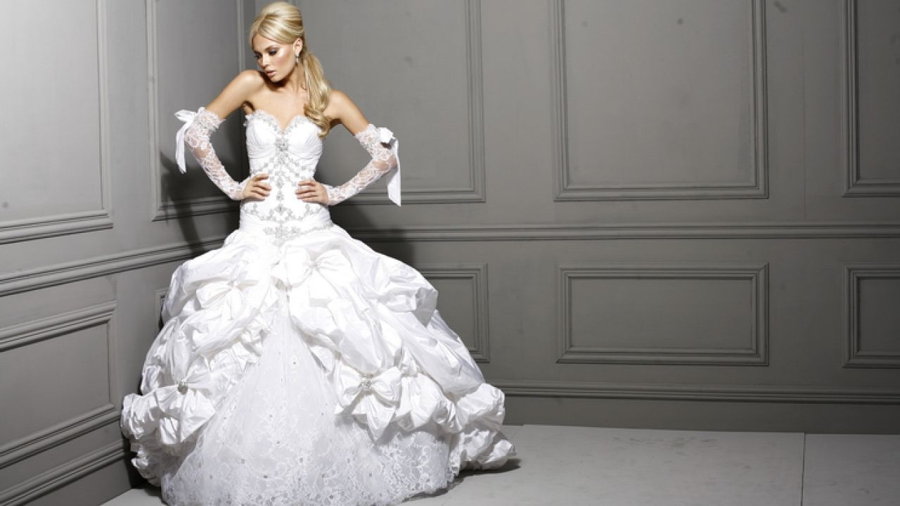Drawn wedding dress most expensive Bridal most 000 goes to