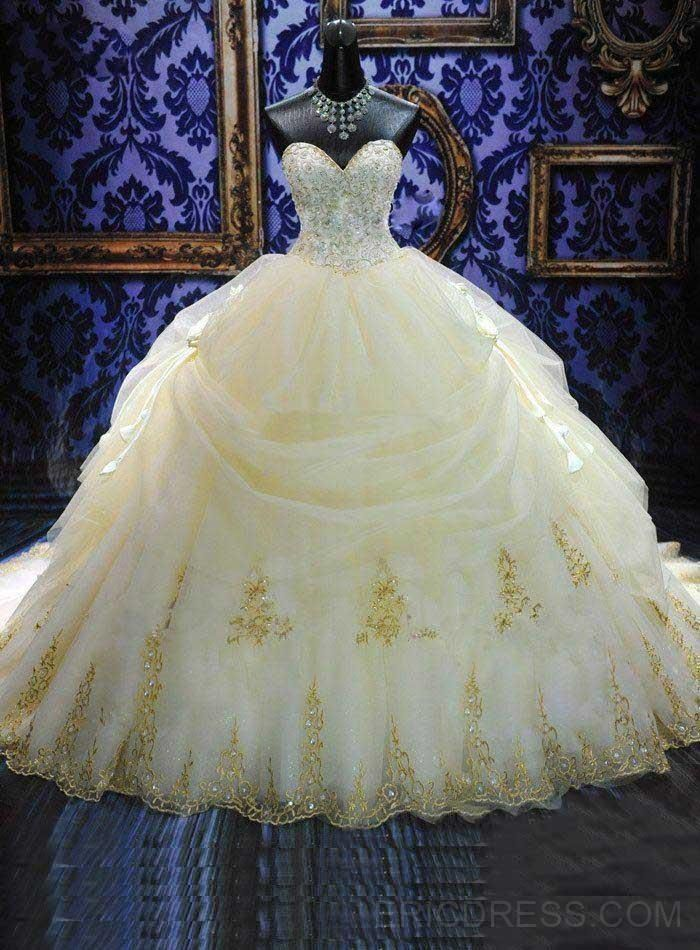 Drawn wedding dress queen Dress Appliques Gown 99 on