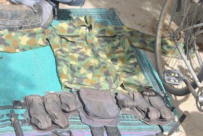 Drawn weed army Forces drawn Boko Nigerian Army