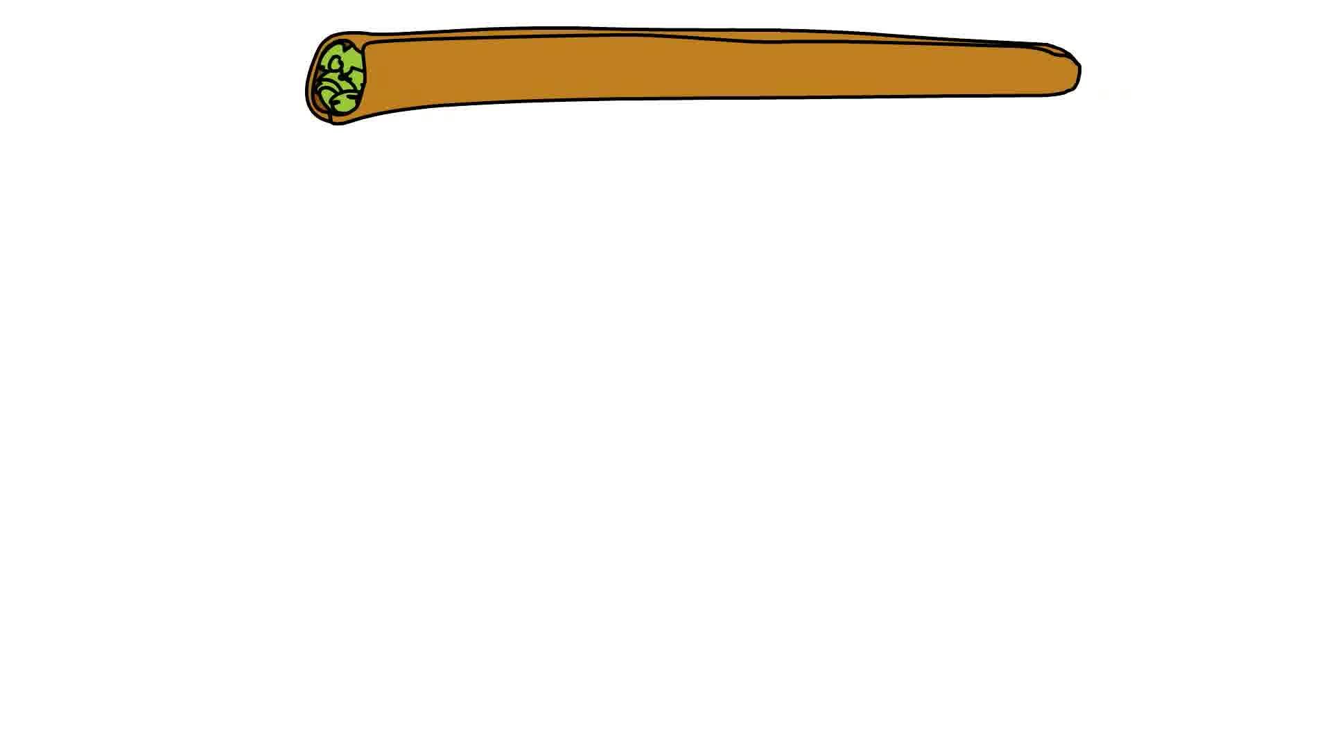 Cigar clipart blunt Clipart clipart weed & Vectors