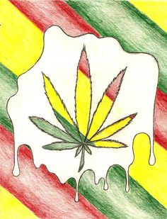 Drawn weed cute Tatting and Stoner Affiliate drawing