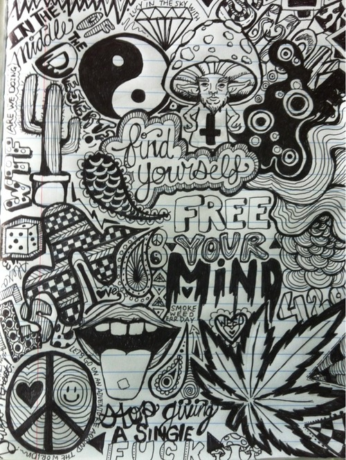 Drawn weed doodle Art  Search doodles Search