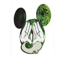 Drawn weed illuminati  Mouse (Trippy) mullian Diamond