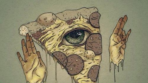 Drawn weed illuminati Illuminati Tumblr pizza dos illuminati
