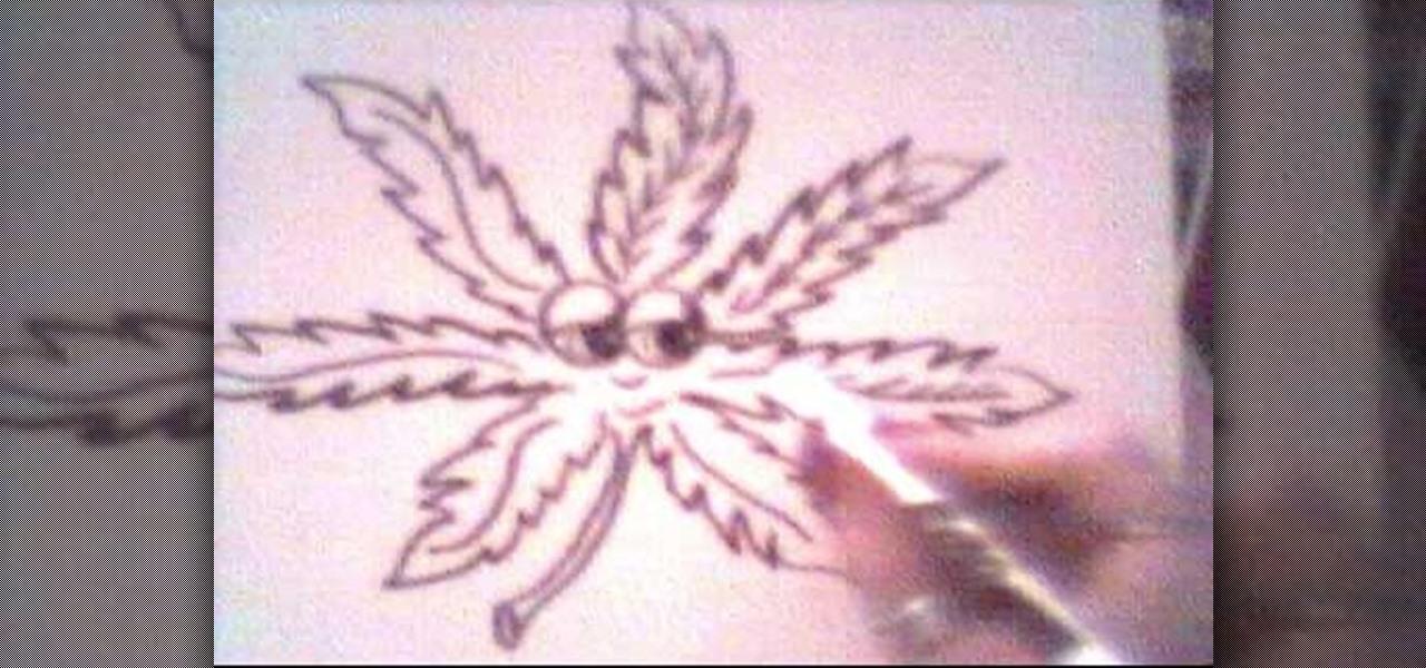 Drawn pot plant character Pot drawing To Ilration Repulseweb
