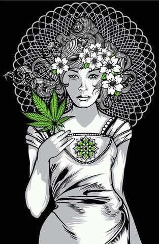 Drawn weed mary jane Mary images Mary and more