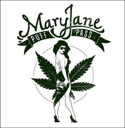Drawn weed mary jane Pass Jane American Weed Quotes
