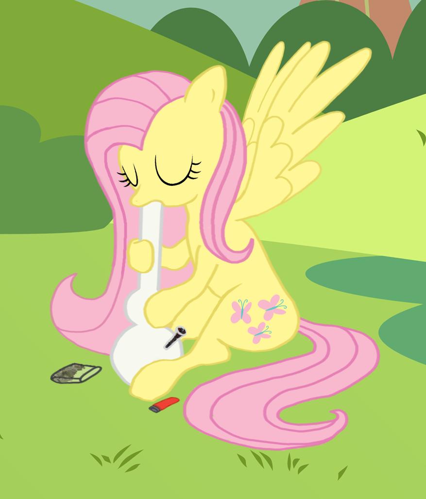 Drawn weed my little pony Friendship Pony: is Flutterhigh Flutterhigh