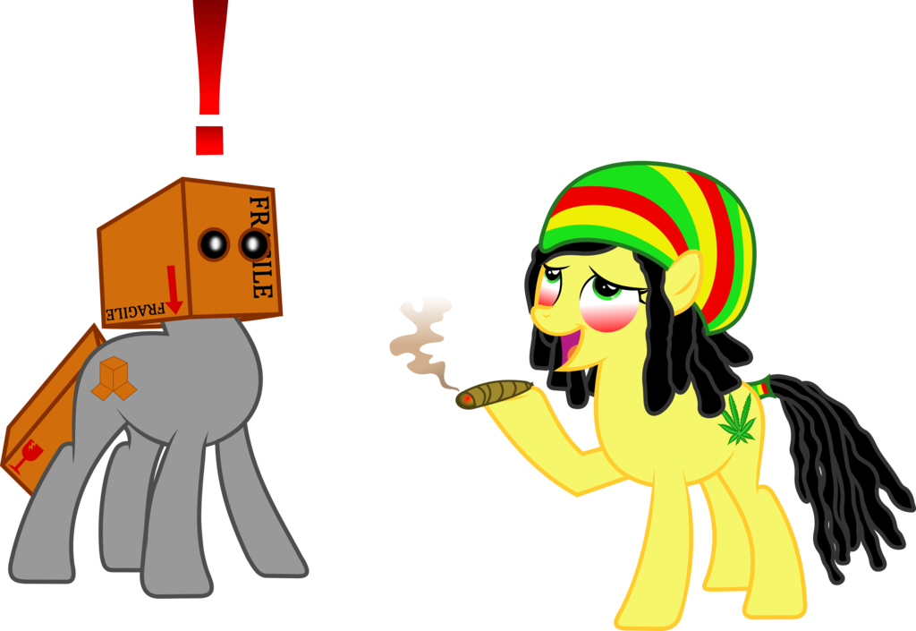 Drawn weed my little pony  Smoking Characters Weed Weed