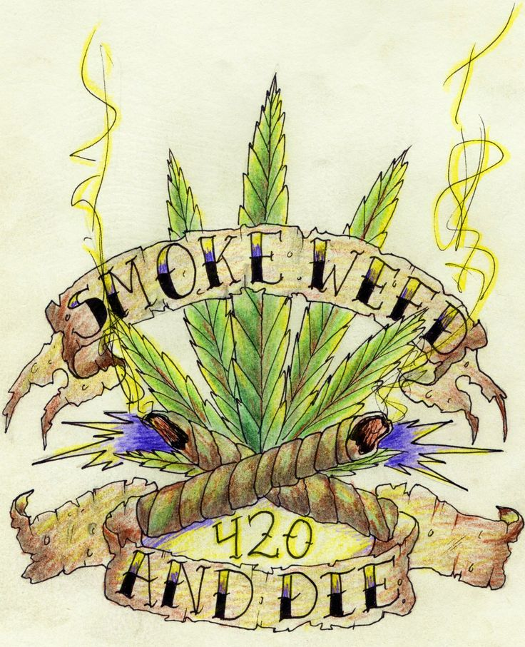 Drawn pot plant smoking weed On Trippy Google about Pinterest
