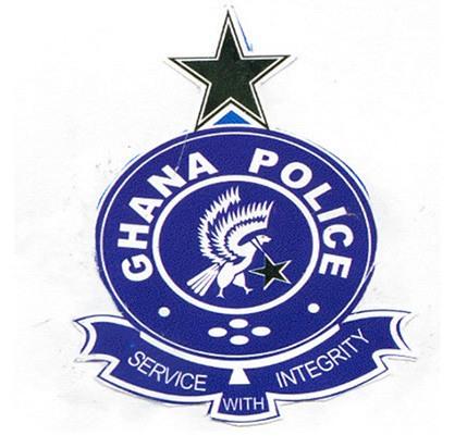 Drawn weed police Logo News burns Ghana Police