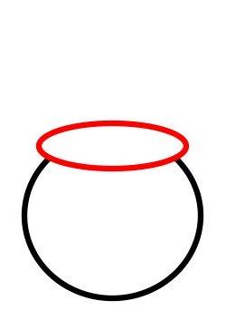 Drawn weed simple Pot pot Drawing cartoon cartoon