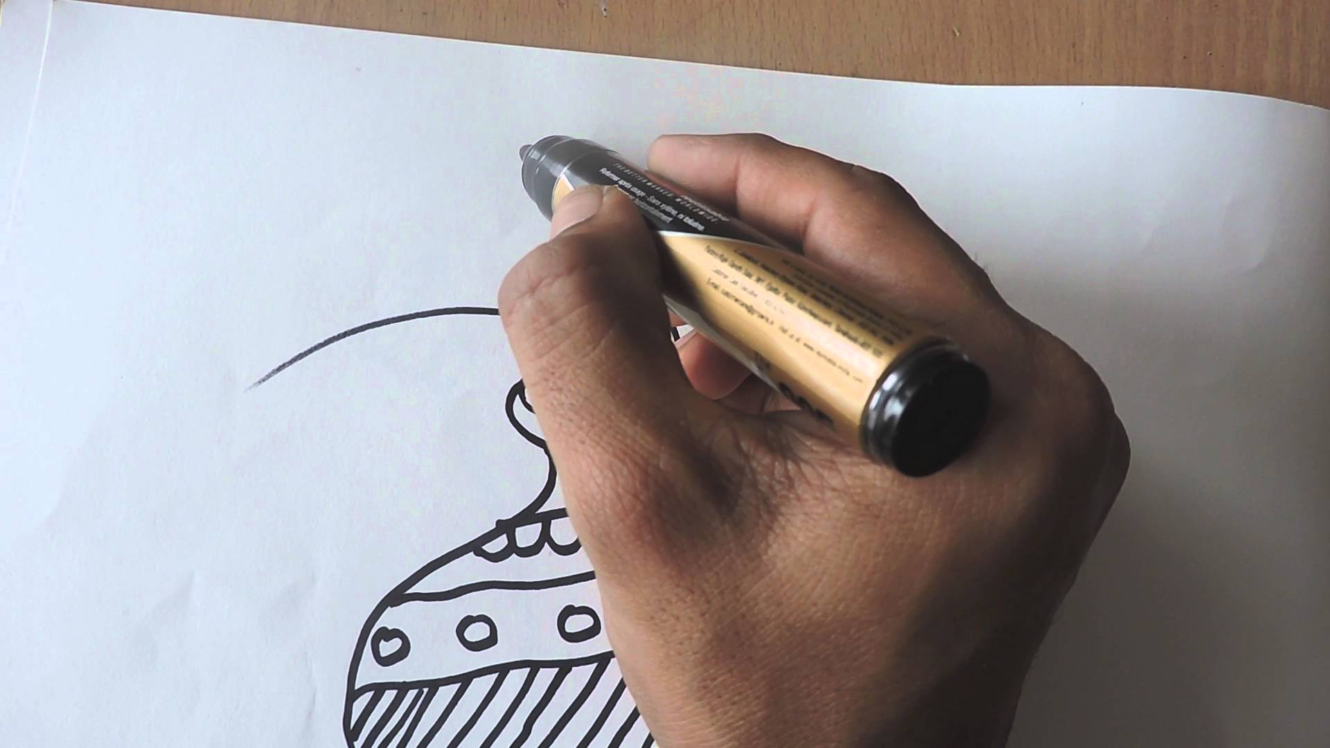 Drawn weed small PRAVEEN POT YouTube WITH DESIGN