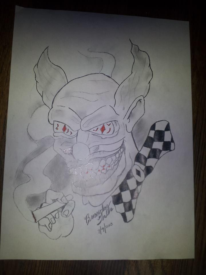 Drawn weed smoke drawing Girl Weed 6 2015 ©