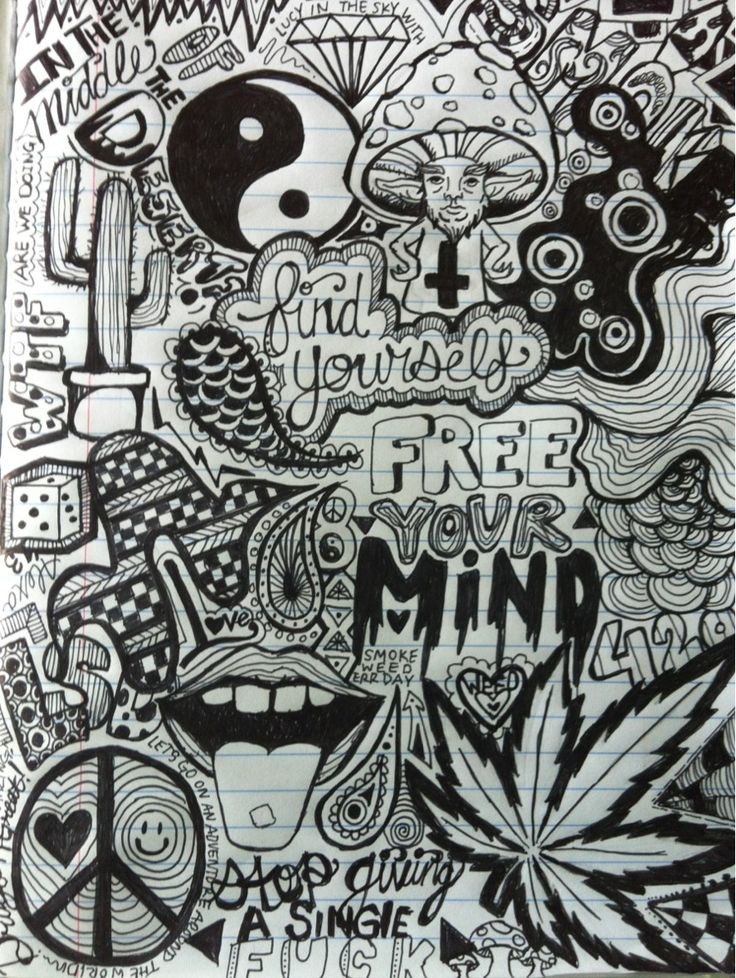 Drawn weed zentangle On zentangles about images Find