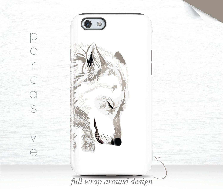 Drawn werewolf 28mm Wolf Etsy 7 White Case