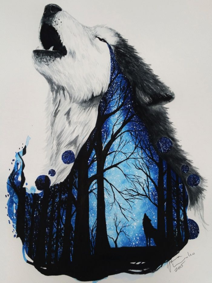 Drawn werewolf artwork Ideas 25+ The Pinterest Wolves