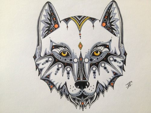 Drawn werewolf artwork Lobos 17 Drawing on images