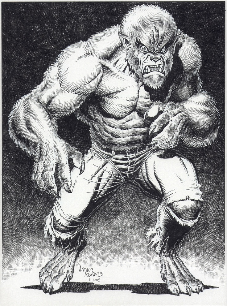 Drawn werewolf comic Pinterest 56 this Find The