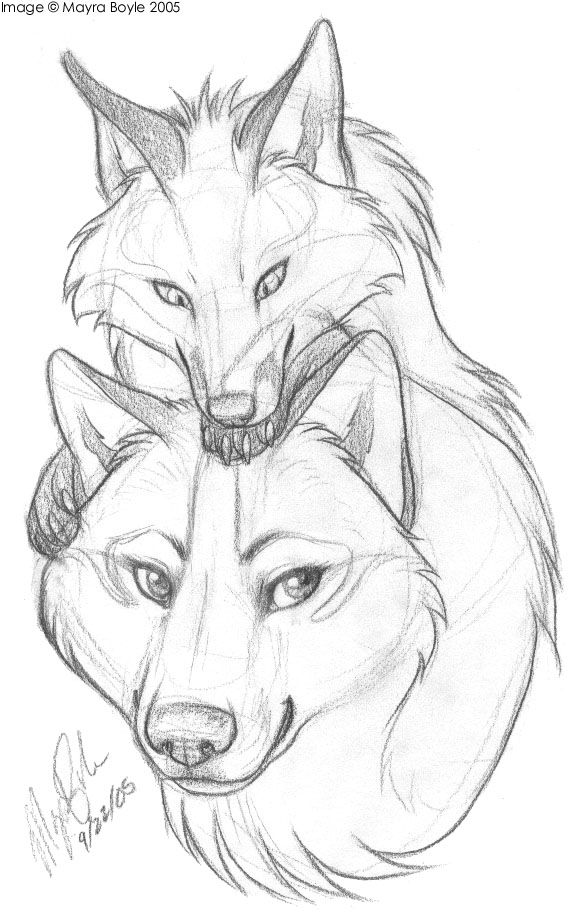 Drawn werewolf different Huskie666 Pinterest to by Head