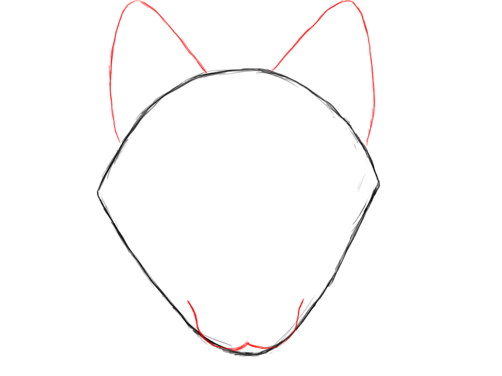 Drawn werewolf face How To Draw Draw Central