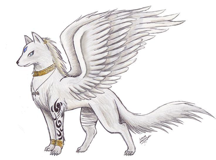 Drawn werewolf found Of Cute Fan Cute Art