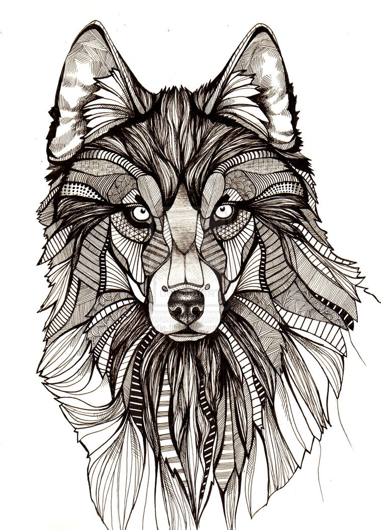 Drawn werewolf found Buscar Google TATTOO Wolf Tattoo