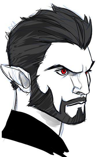 Drawn werewolf really Teen images I Derek werewolf