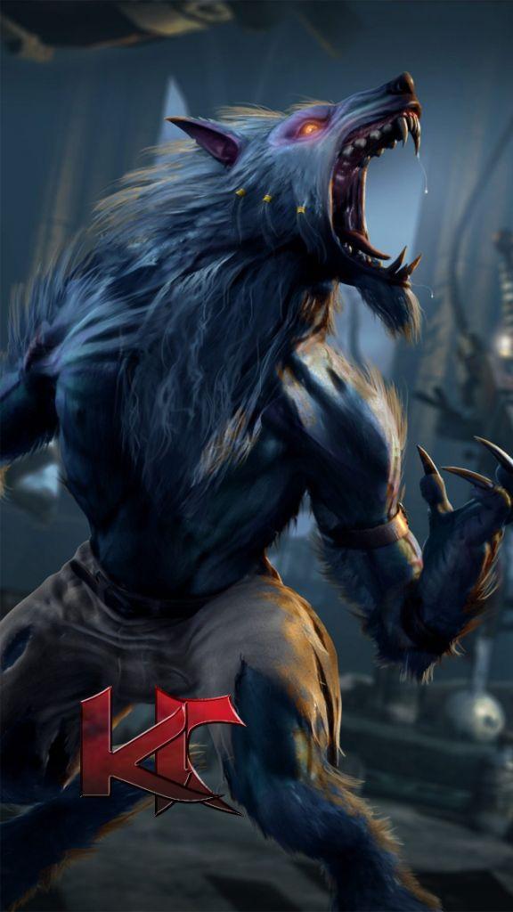 Drawn werewolf sabrewulf Best about on Instinct) 11